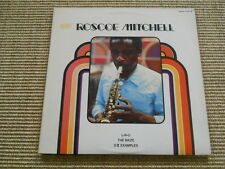 Roscoe Mitchell L-R-G The Maze S II Examples LP - washed / gewaschen (Near Mint)