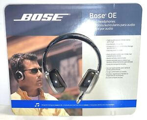 Bose OE Audio Headphones with Carrying Case