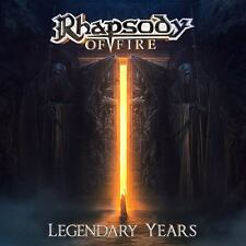 RHAPSODY OF FIRE - LEGENDARY YEARS - CD SIGILLATO DIGIPACK 2017