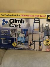 Nib Climb Cart Dolly Folding Cart That Climbs Stairs