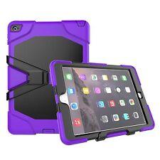 Outdoor Cover für Apple iPad Air 2 9,7 Zoll Silikon Hybrid Case Kickstand Sleeve