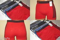 6 Men's Boxers Briefs SEAMLESS Underwear Sports short YELETE SSM023 one size ALL