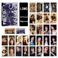 KPOP 2020 GIDLE Paper Lomo Card HD Photocard Photograph Collection 30pcs/lot
