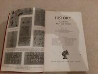 History Mankind And His Story Max Beloff 1948 Hardback Book