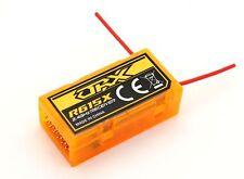 OrangeRx R615X DSM2-DSMX - CPPM Compatible 6Ch 2.4GHz Receiver