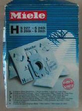 Miele Original Vacuum Cleaner Bags Pack of 5 x Dust Bags & Air Filters