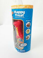 Happy Treat New Red Bone Wiggles The Happys World of Zhu 2013 Pet Treat Toy