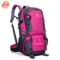 40L Waterproof Nylon Outdoor Backpack Athletic Sport Hiking Travel Rucksack  Bag 29aaaf0d5056b