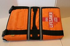 Dog Lifesaver Dogs Lifesaving Association Loveable Dog Style Safety Life Vest