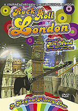 Rock 'N' Roll London (DVD, 2010) NEW AND SEALED