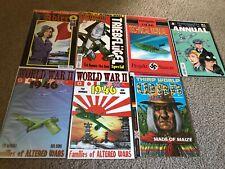 Luftwaffe 1946 Ted Nomura comic lot