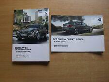 Bedienungsanleitung Betriebsanleitung BMW 5er Gran Tourismo 06.2013