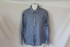 Men's Blue Michael Kors Dress Shirt - Size 17.5 34/35