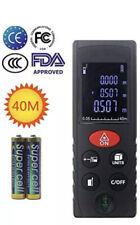Digital Laser Distance Meter 40M Rangefinder Handheld