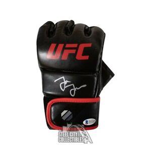 Jon Jones Autographed UFC Glove - BAS COA