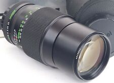 ROLLEIFLEX 200mm 3.5 + Case - QBM - Boxed - ===Mint===