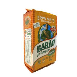 BARAO YERBA MATE / ERVA MATE / TEA / CHIMARRAO 500G