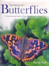 BUTTERFLY - BUTTERFLIES OF THE WORLD Patrick Hook **GOOD COPY**