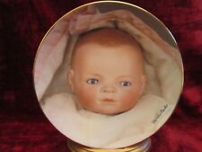 BYE-LO doll collector plate BABY DOLLS Mildred Seeley RARE - CUTE