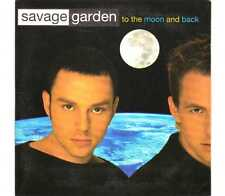 Savage Garden - To The Moon And Back - CDS - 1998 - Pop 2TR Darren Hayes Card