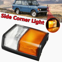 For RANGE ROVER CLASSIC FRONT LEFT COMPLETE INDICATOR LAMP ASSEMBLY