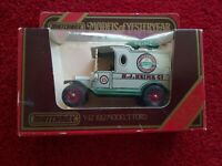 Matchbox of Yesteryear No:Y-12 1912 FORD Model T Van H.J. HEINZ Co NEW