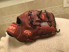 "Rawlings 11.75"" PRO217P HOH Baseball Softball Pitchers Glove Right Hand Throw"