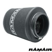 RAMAIR Performance Universel Admission Personnalisé Mousse Filtre à Air - 76mm