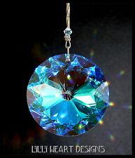 Starflower SunCatcher 40mm Rainbows m/w Swarovski Crystals Lilli Heart Designs