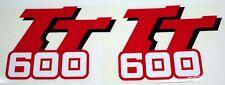 Adesivo serbatoio Yamaha TT 600 83/92 crystal - adesivi/adhesives/stickers/decal