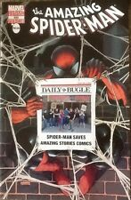 SPIDERMAN 666 RARE AMAZING STORIES STORE VARIANT NM SOLD OUT IMPOSSIBLE TO FIND
