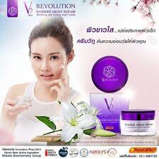 30 ml V2 Revolution Wonder Night Cream Repair 30ml whitening Night and repair