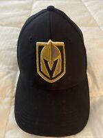 *Addidas *Las Vegas Golden Knights Curved Adjustable Cap/Hat Embroidered NWOT