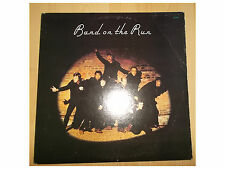 Paul McCartney & Wings - Band On The Run - LP OIS Poster