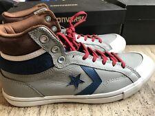 Men's Converse Cons CTAS Blaze HI Leather Shoes- 10 -Men <New>