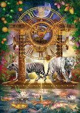 SCHMIDT JIGSAW PUZZLE MAGIC MOMENT CIRO MARCHETTI 500 PCS #59278 FANTASY TIGERS