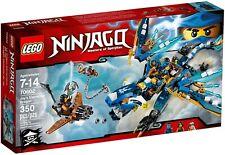 LEGO® Ninjago® 70602 Jays Elementardrache Piraten Ninja Affe Neu / OVP