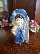 Royal Copley Vase, Royal Copley Planter, Vintage Royal Copley, Wall Pocket Vase