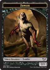 Zombie Token (80/80)  x4 NM     MTG Duel Decks: Blessed vs. Cursed, # 80