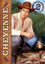 CHEYENNE: THE COMPLETE SECOND SEASON 2 (5 disc) Region Free DVD - Sealed