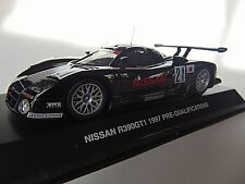 Nissan R390GT1 * 1997 Le Mans Pre - Qualifications #21 * 1:43 Kyosho  (03331A)