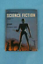 Vintage December 1947 Astounding Science Fiction Vol. 40 #4 Pulp Fiction Book