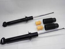 2x Stoßdämpfer Gasdruck Staubschutz Set hinten für BMW 5 er E39 520 523 525