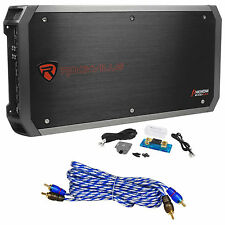 Rockville RXD-M4 6000 Watt/3000w RMS Class D 1-Ohm Mono Amplifier Car Audio Amp