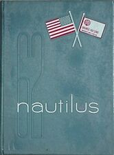 1962 GREENVILLE (SC) HIGH SCHOOL YRBK- NAUTILUS (DAVID WILKINS CANADA AMBASSADOR