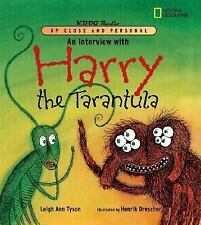 An Interview with Harry the Tarantula