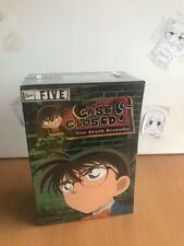 Case Closed - Vol. 5.1: The Truth About Revenge (DVD, 2005, Uncut, Starter Set)