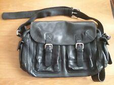 d377b9ed65 Nouvelle annonceSac cartable Lupo cuir noir