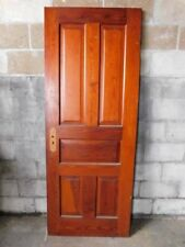 Puerta de cinco paneles