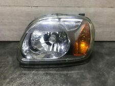 NISSAN MICRA K11 2001 5DR MANUAL FRONT PASSENGER SIDE LEFT HEADLIGHT